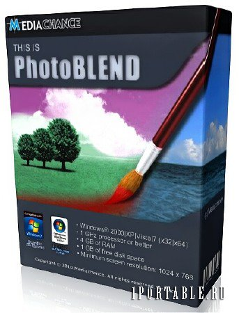 Mediachance Photo Blend 3D 2.3 Portable by SamDel