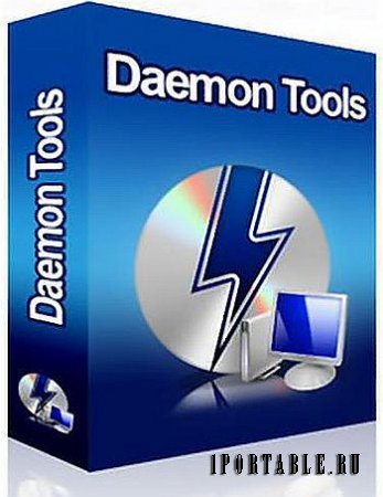Daemon Tools Pro Advanced 5.1.0.0333 RePack Portable - эмуляция CD/DVD/BD мультимедиа