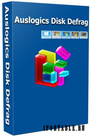 Auslogics Disk Defrag Free 4.5.1.0 Portable by Valx (ENG/RUS/2014)