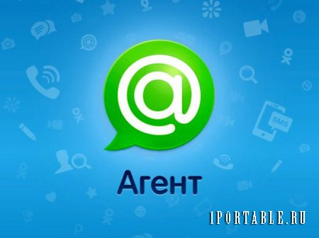 Mail.Ru Agent 6.3.7820 Rus Portable - �� ��� ������� � ��������