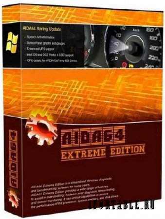 AIDA64 Extreme Edition 4.30.2920 Beta Portable (ENG/RUS/2014)