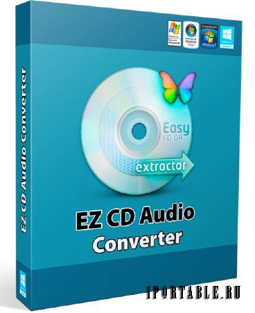 EZ CD Audio Converter 2.1.2.1 Ultimate Rus Portable by SamDel