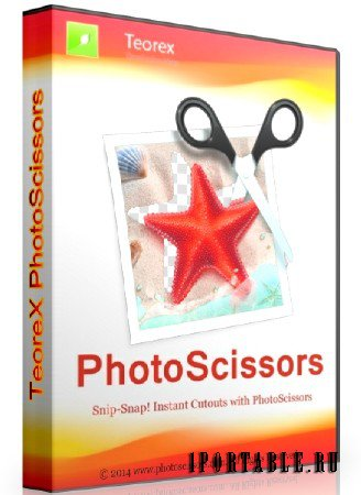 TeoreX PhotoScissors 1.1 Portable by SamDel