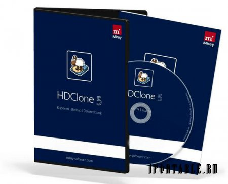 HDClone 5.0.5 Free Rus Portable - ��������� ������ ����