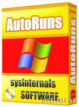 AutoRuns 12.00 Portable - �������� � ���������� ��������, ������������ ��� ������ ������� Windows