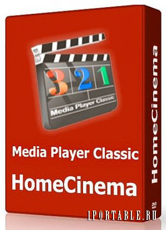Media Player Classic HomeCinema 1.7.6.253 Portable by PortableApps - ������������ �������������� �������������