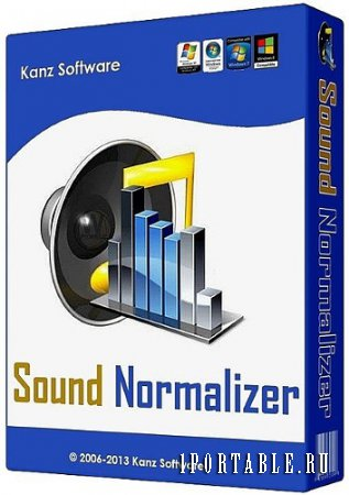 Sound Normalizer 6.0 portable