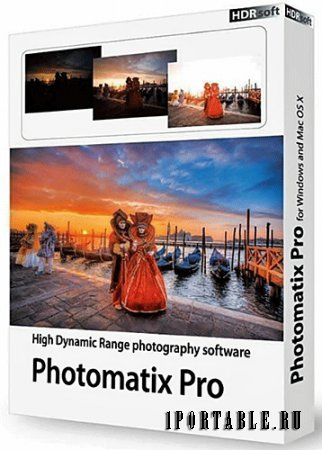 HDRSoft Photomatix Pro 5.0.5a Final portable