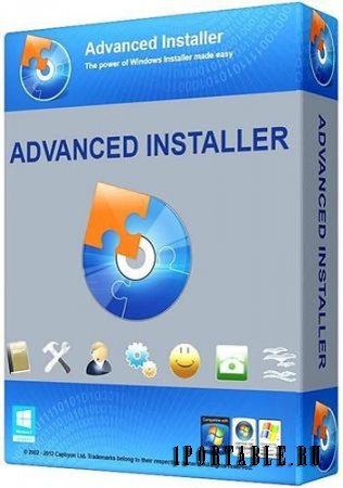 Advanced Installer 11.6.2 Build 61089 portable by antan