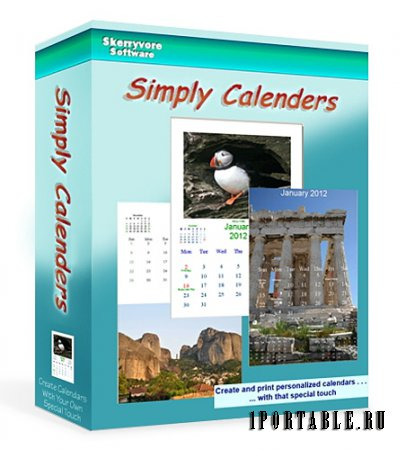 Skerryvore Software Simply Calenders 5.4.1450 portable by antan