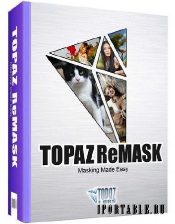 Topaz ReMask 4.0.0 DateCode 14.11.2014