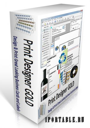 Print Designer GOLD 11.6.0.0 portable by antan