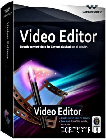 Wondershare Video Editor 4.8.0.5 portable by antan