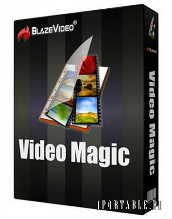 Blaze Video Magic Pro 7.0.0.0 portable by anatan