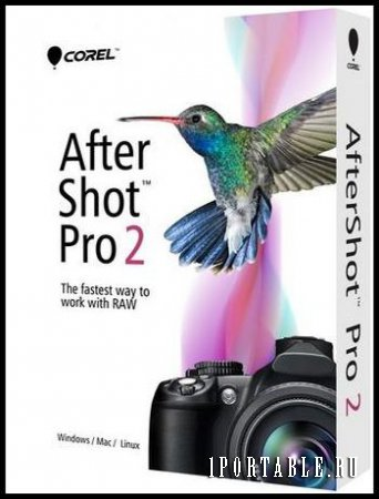 Corel AfterShot Pro 2.1.1.9 Portable (x86/x64)