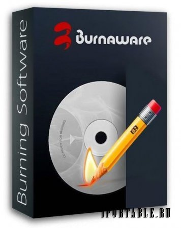 BurnAware Free 7.7 Rus Portable - запись дисков