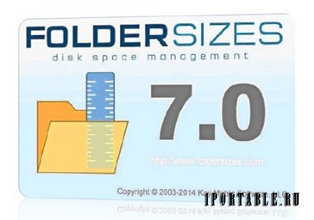 FolderSizes 7.5.23 Enterprise Edition portable by antan