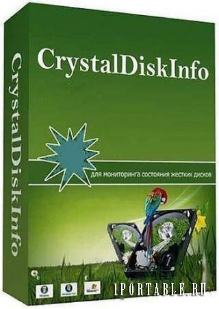 CrystalDiskInfo 6.2.2 full Shizuku Edition Portable
