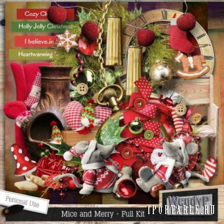 ���������� �����-����� - Mice and Merry