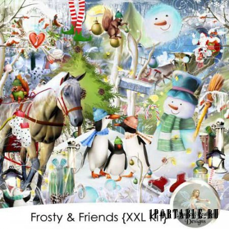 ��������� ������ �����-����� - Frosty And Friends