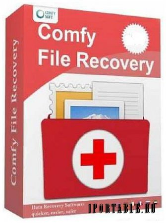 Comfy File Recovery 3.5 Final Portable - ��������������� ����� �������� ��������� �����
