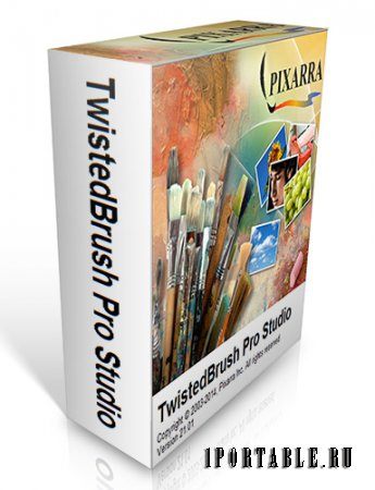 TwistedBrush Pro Studio 21.02 portable by antan