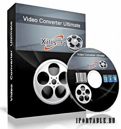 Xilisoft Video Converter Ultimate 7.8.6 Build 20150130 portable by antan