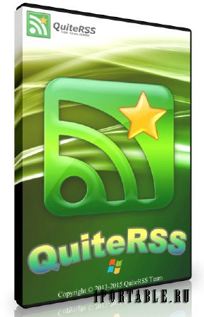 QuiteRSS 0.17.6 + Portable