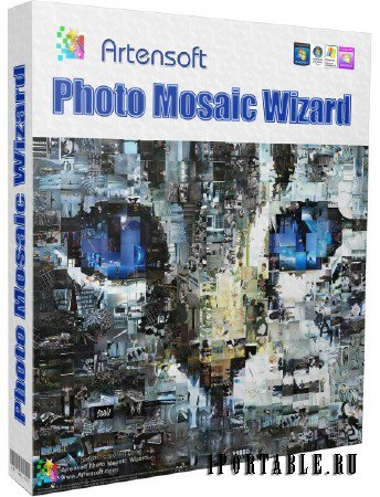 Artensoft Photo Mosaic Wizard 1.8.127 Rus Portable by SamDel