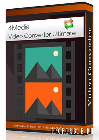 4Media Video Converter Ultimate 7.8.7 Build 20150209 portable by antan