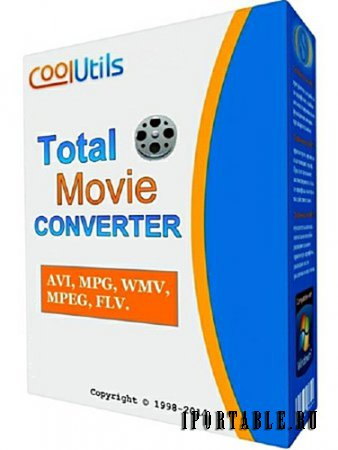 Coolutils Total Movie Converter 4.1.5 portable by antan