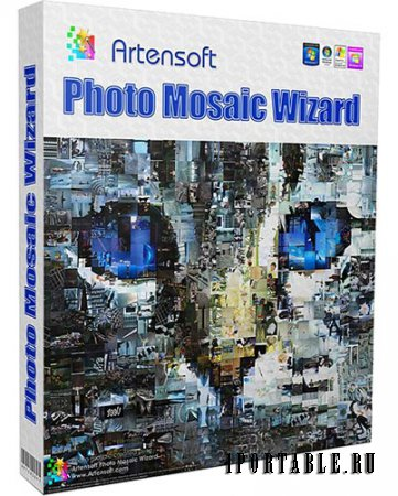 Artensoft Photo Mosaic Wizard 1.8.127 portable by antan