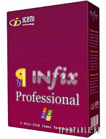 Iceni Technology Infix PDF Editor Pro 6.35 portable by antan