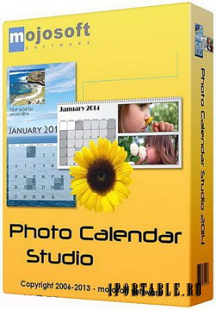 Mojosoft Photo Calendar Studio 2015 1.20 portable by antan