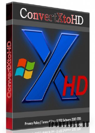 VSO ConvertXtoHD 1.0.0.41 Final portable by antan