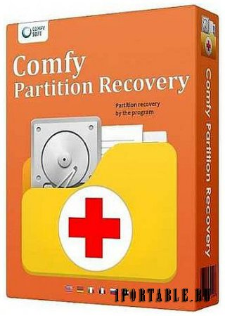 Comfy Partition Recovery 2.3 Commercial Edition Portable - ����������� ����� ����������� ����� � ��������� �����
