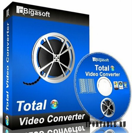 Bigasoft Total Video Converter 4.5.5.5561 portable by antan