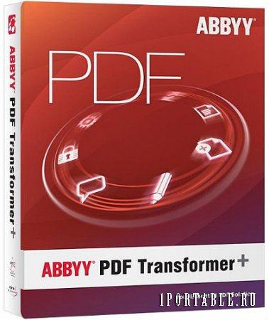 ABBYY PDF Transformer+ 12.0.104.16 portable by antan