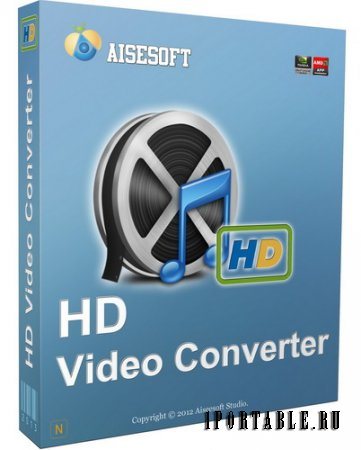Aiseesoft HD Video Converter 6.3.86 portable by antan