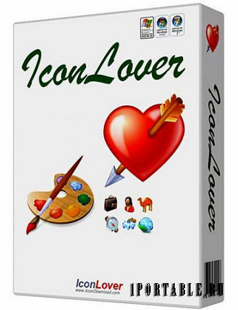 IconLover 5.41 portable by antan