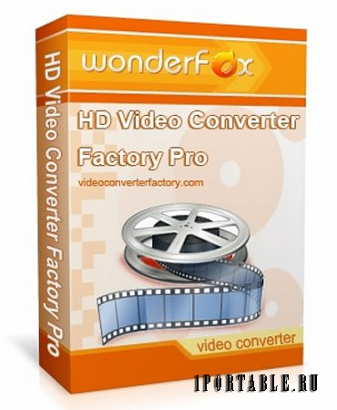 WonderFox HD Video Converter Factory Pro 9.1 portable by antan