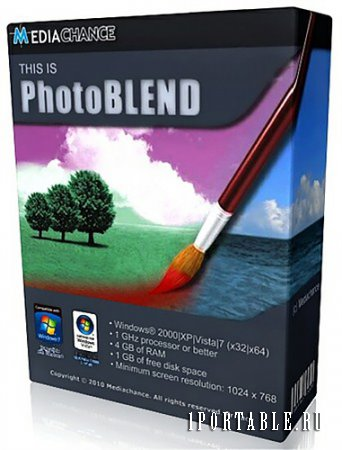 Mediachance Photo Blend 3D 2.3 DC 22.05.2015 portable by antan