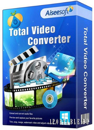 Aiseesoft Total Video Converter 8.0.26 portable by antan