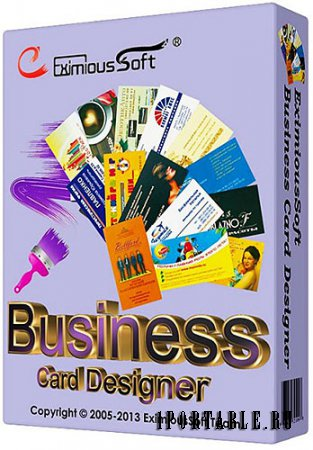 EximiousSoft Business Card Designer 5.01 portable by antan