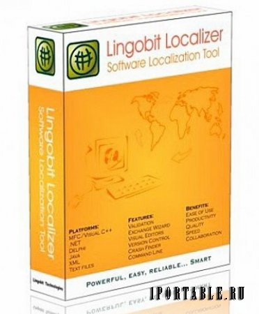 Lingobit Localizer Enterprise 8.0.8125 portable by antan