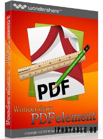 Wondershare PDFelement 5.4.0.4 portable by antan