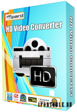 Tipard HD Video Converter 7.2.6 portable by antan