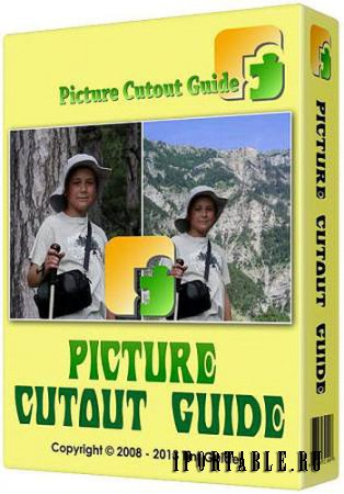 Picture Cutout Guide 3.2.9 Lite Portable by Noby - отделение объекта от фона (цифровой фотомонтаж)