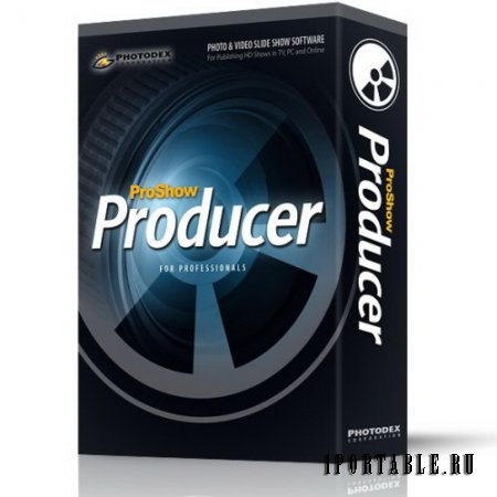 Photodex ProShow Producer 7.0.3527 portable by antan