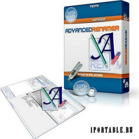 Advanced Renamer 3.68 Final + Portable